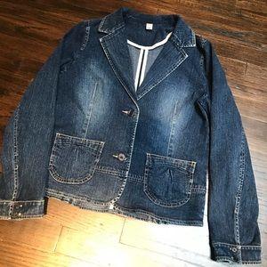 Denim Jacket (XXL)